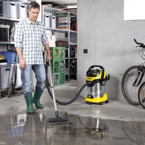 Aspiratore solidi e liquidi KARCHER WD 6 P Premium 30 L 1300 W