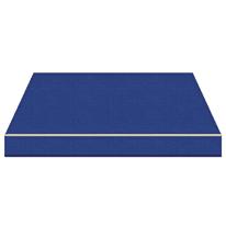 Tenda da sole a bracci estensibili manuale TEMPOTEST PARA' L 350 x H 210 cm blu Cod. 10