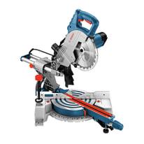 Troncatrice radiale BOSCH PROFESSIONAL Ø 216 mm 1400 W 5500 giri/mm
