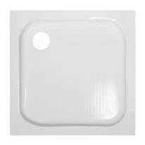 Piatto doccia acrilico Mixer 80 x 80 cm bianco
