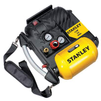 Compressore coassiale senza olio STANLEY 1 hp 10 bar 5 L