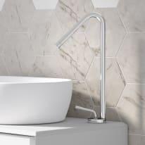Mobile bagno Bellagio bianco L 105 cm