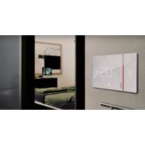 Cronotermostato BTICINO Smarther SX8000W da parete bianco