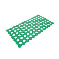 Tappeto antiscivolo Golf in pvc verde 71 x 36 cm