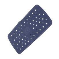 Tappeto antiscivolo Normal in caucciù blu 71 x 36 cm