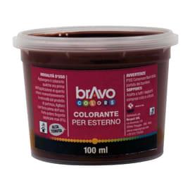 Colorante marrone ossido 100 ml
