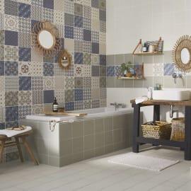 Rivestimenti bagno piastrelle bagno mattonelle e ceramiche for Maioliche adesive