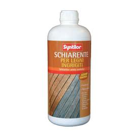 Trattamento schiarente per legno Syntilor incolore 1 L
