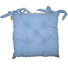 Cuscino per sedia Soft blu 38 x 38 cm