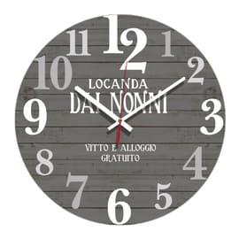 Orologio Dai nonni 34x34