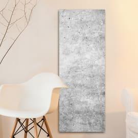 Termoarredo elettrico a infrarossi Decowatt 1200 x 450 mm 500 W Cemento