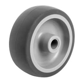 Ruota gomma grigio Ø 50 mm