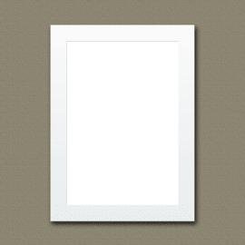 Cornice portafoto componibile Combo frame bianco 21 x 29,7 cm