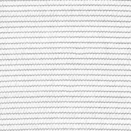 Rete ombreggiante Soleado in White bianco L 50 x H 2 m