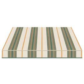 Tenda da sole a caduta cassonata Tempotest Parà 240 x 250 cm verde/beige/arancione Cod. 774/62