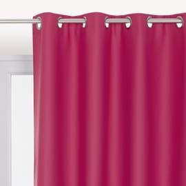 Tenda oscurante rosa 140 x 280 cm