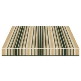 Tenda da sole a caduta cassonata Tempotest Parà 240 x 250 cm viola/beige/avorio Cod. 5000/7
