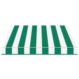 Tenda da sole a caduta cassonata Tempotest Parà 240 x 250 cm avorio/verde Cod. 32
