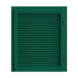 Persiana verde L 100 x H 120 cm