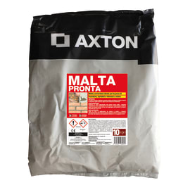 Malta pronta Axton 10 kg