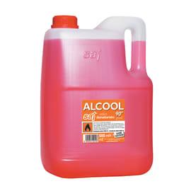 Alcol 90° multiuso SAI 5000 ml