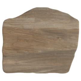 Passo giapponese gres porcellanato marrone Holz