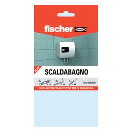 2 kit di fissaggio Fischer Scaldabagni ø 12 x 70  mm con cancano