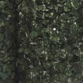 Siepe artificiale Ivy Plus Verde Scuro 100x300 cm L 3 x H 1 m