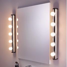 Illuminazione Specchio Bagno Leroy Merlin.Specchio Con Luce Al Miglior Prezzo Leroy Merlin