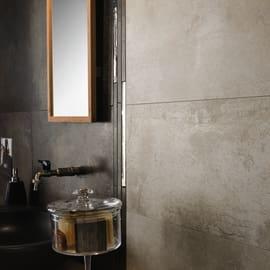 Piastrella Rust 30,5 x 60,5 cm antracite