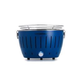 Barbecue a carbonella Lotus Grill blu