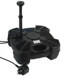 Sistema di filtraggio con pompa e UVC