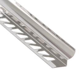 Profilo angolare interno acciaio 10 mm x 250 cm