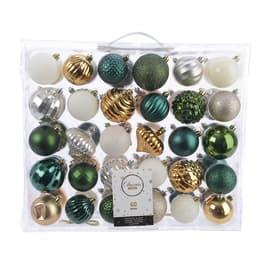 Box sfere Colori assortiti ø 6 cm
