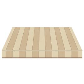 Tenda da sole a bracci Tempotest Parà 350 x 210 cm beige/avorio/marrone Cod. 5009/1