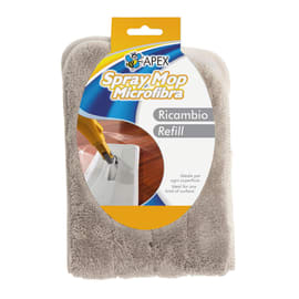 Ricambio Spray mop microfibra Pavimenti microfibra