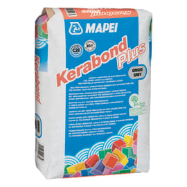 Colla in polvere Kerabond Plus C2 grigio 25 kg