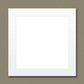 Cornice portafoto componibile Combo frame bianco 30 x 30 cm