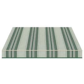 Tenda da sole a bracci Tempotest Parà 240 x 210 cm verde/grigio/avorio Cod. 5347/62