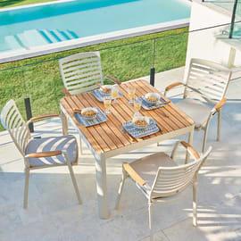 Set tavolo e sedie da giardino: prezzi e offerte per il tuo salotto ...