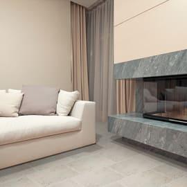 Piastrella Abbazie Cluny 33 x 50 cm bianco