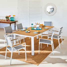Set tavolo e sedie San Diego