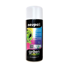 Smalto spray trasparente Green Performance Lucido 400 ml Nespoli