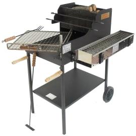 Barbecue a legna Monster