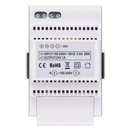 Alimentatore 100-240V~ 50/60Hz 24Vdc DIN Elvox Vimar 40103