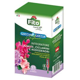 Concime per acidofile/rododendri goccia a goccia Fito 192 ml