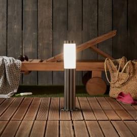 Lampioncino Bergen inox H45cm