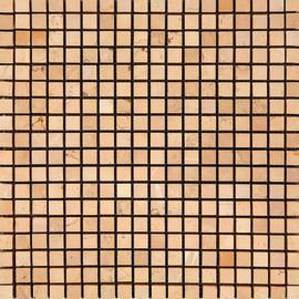 Mosaico Perlino 30 x 30 cm rosa