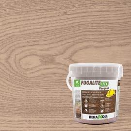Stucco per fughe in pasta Fugalite Bio parquet marrone 3 kg