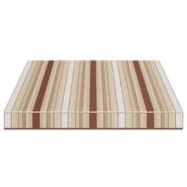 Tenda da sole a caduta cassonata Tempotest Parà 240 x 250 cm avorio/beige/marrone Cod. 5072/86